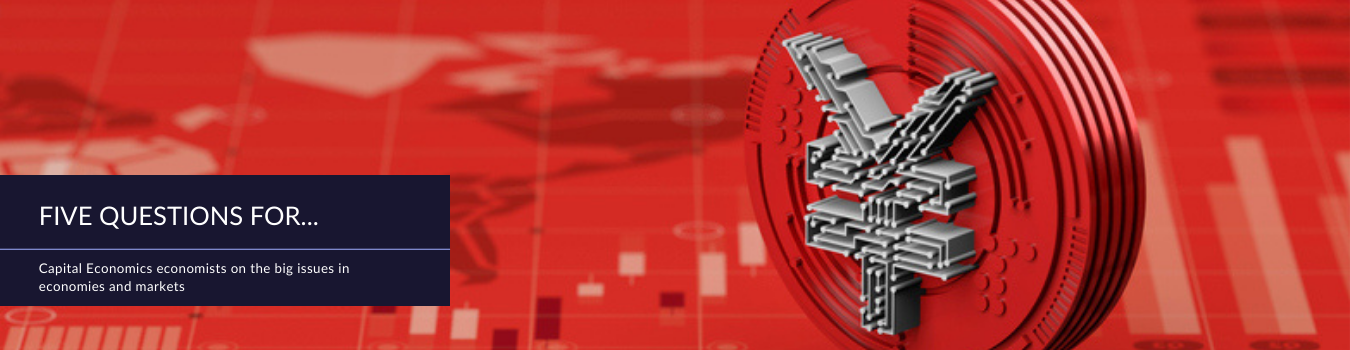Five questions for... Digital currency Yuan